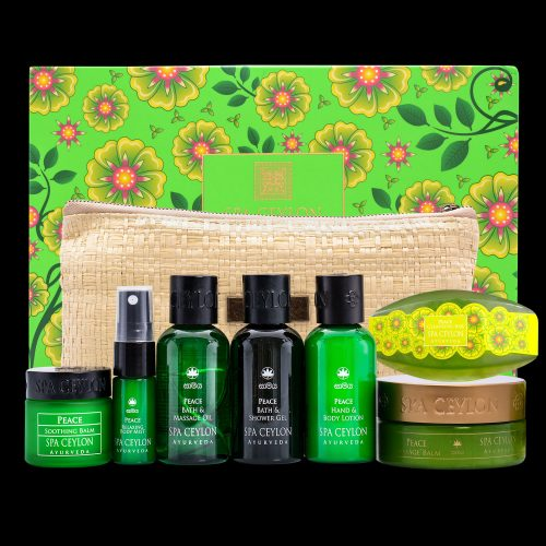 PEACE – Home Spa Set