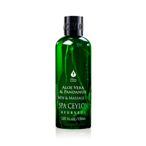 ALOE VERA & PANDANUS – Massage & Bath Oil 150ml