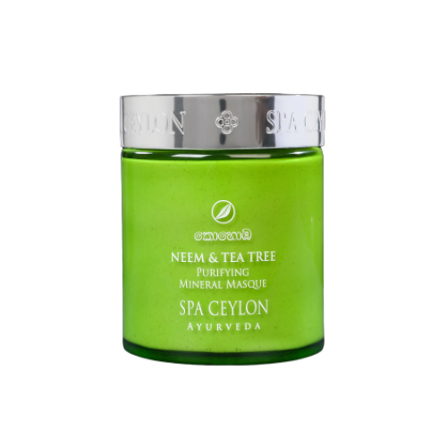 NEEM & TEA TREE –  Purifying Mineral Masque 200g