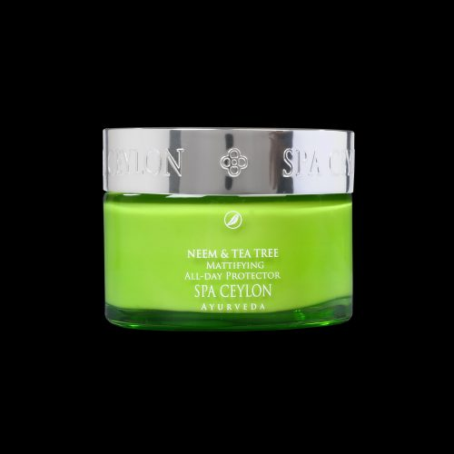 NEEM & TEA TREE –  Mattifying All – Day Protector SPF 5+ 100g