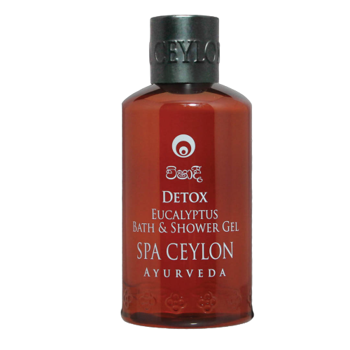 DETOX  – Eucalyptus Bath & Shower Gel 250ml