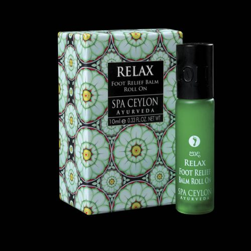 Relax Foot Relief Balm Roll On 10ml