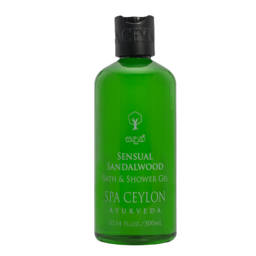 SENSUAL SANDALWOOD –  Bath & Shower Gel 300ml