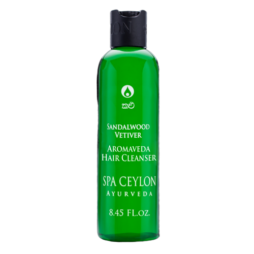 SANDALWOOD VETIVER – Hair Cleanser 250ml