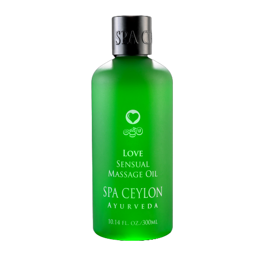 LOVE SENSUAL – Massage Oil (With Out Box) 300ml