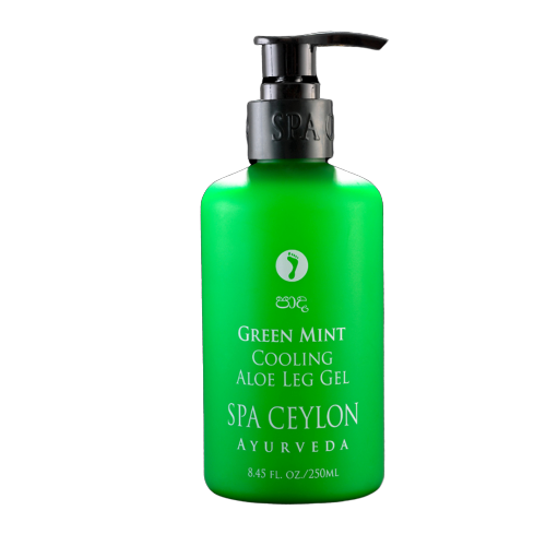 GREEN MINT – Cooling Aloe Leg Gel 250ml