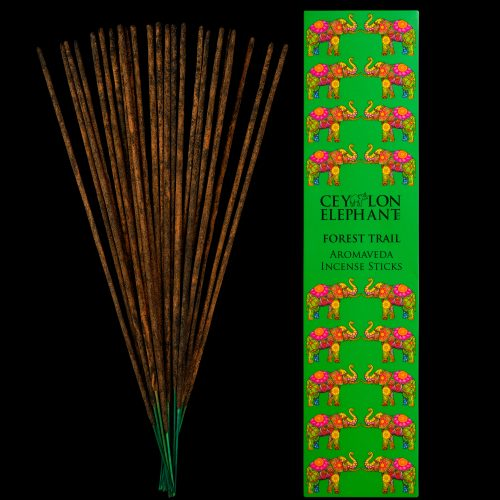 CEYLON FOREST TRAIL – Aromaveda Incense Sticks